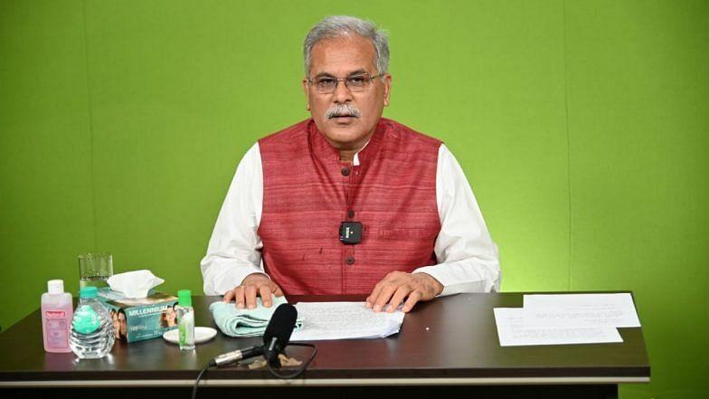 रायपुर : मुख्यमंत्री भूपेश बघेल की मासिक रेडियोवार्ता लोकवाणी का प्रसारण 11 अप्रैल को