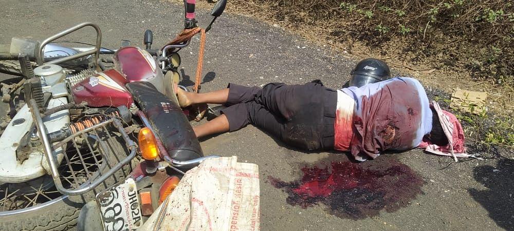 झुमरीतिलैया में एक व्यक्ति की गोली मारकर हत्या
