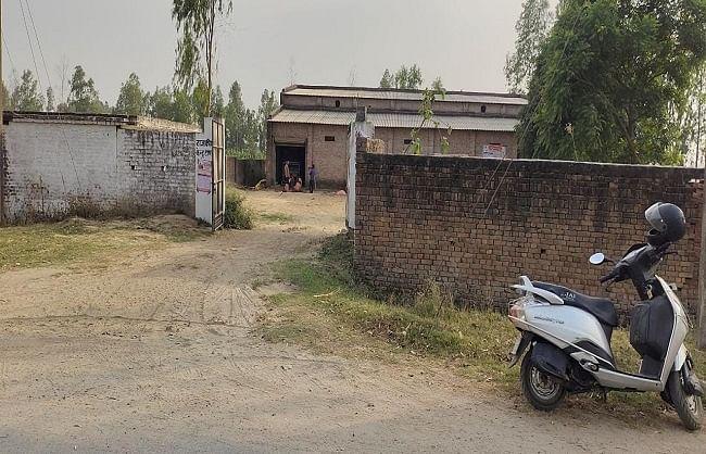 अम्बेडकरनगर : ई-पीओएस मशीन की अनुपलब्धता से गेहूं खरीद पर ग्रहण