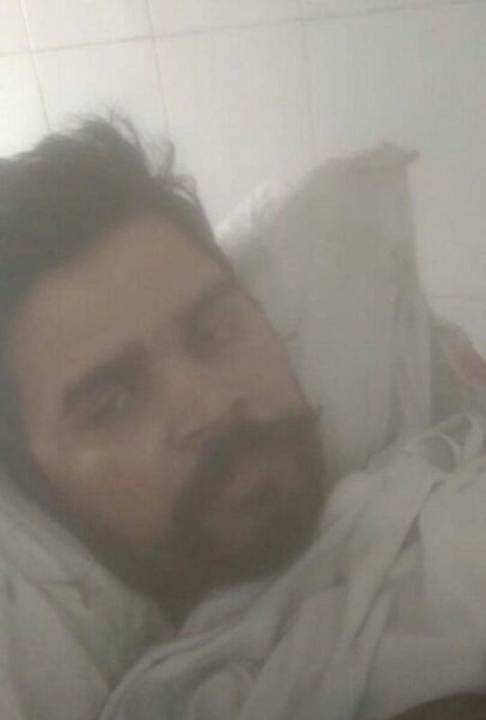 कानपुर : वीडियो वायरल कर कोरोना मरीज ने कहा 'मुझे जिंदा जाना है घर'