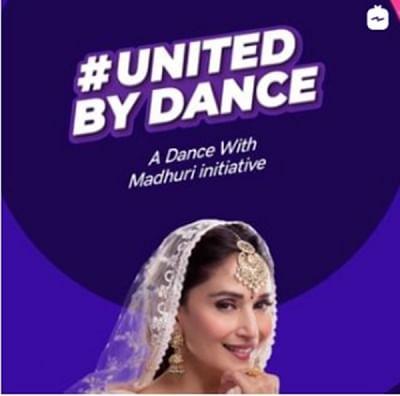 माधुरी दीक्षित ने मानसिक तनाव को कम करने के लिए ऑनलाइन नृत्य अभियान शुरू किया