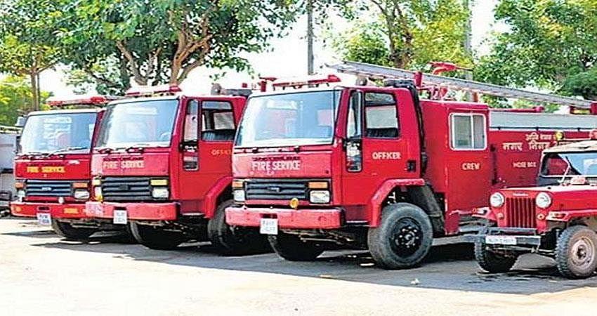 उप्र: अग्निशमन विभाग ने 20,776 अग्नि दुर्घटनाओं में कार्रवाई कर 4.51 अरब की सम्पत्ति को बचाया