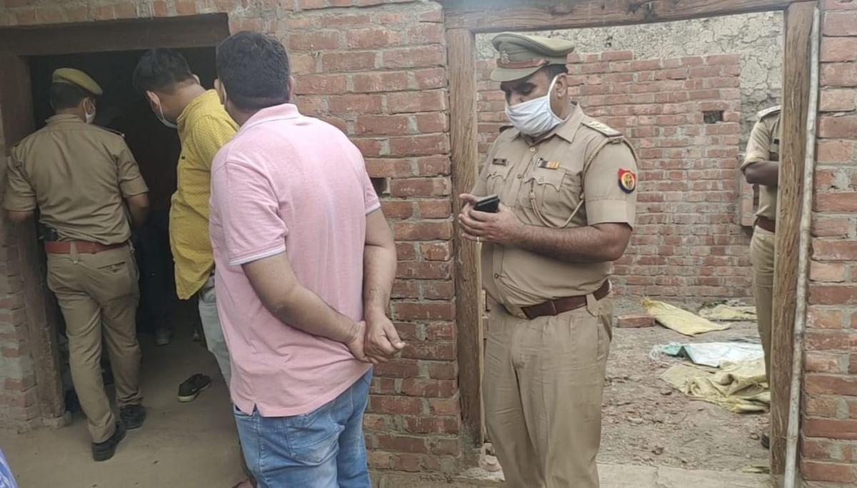 फर्रुखाबाद : दिन दहाड़े महिला की हत्या कर नकदी लूटी