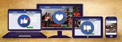 फेसबुक ने पोस्ट ब्लाक करने पर गलती मानी