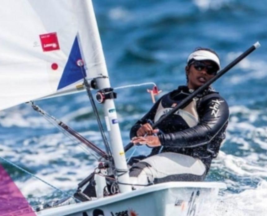 sailing-nethra-kumman-achieved-olympic-quota