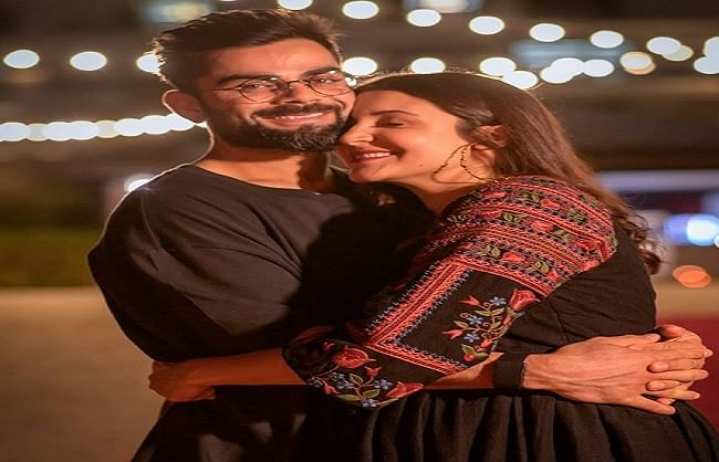 अनुष्का ने शेयर किया अनदेखा वीडियो, पति विराट के साथ इस अंदाज में आईं  नजर