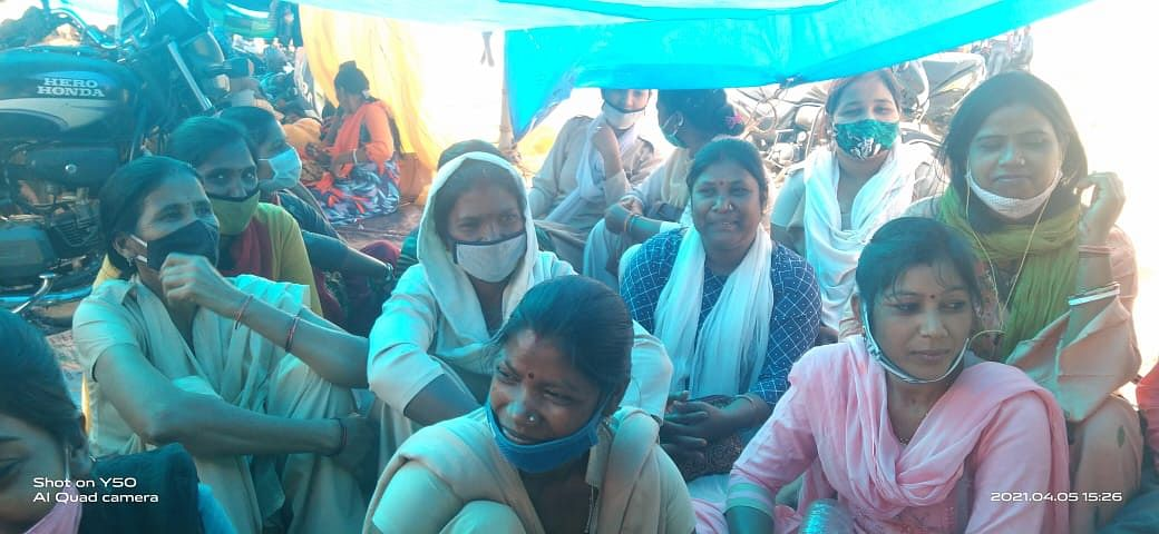 jail-bharo-movement-of-home-guard-jawans-postponed-picketing-continues