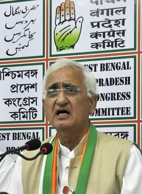 पश्चिम बंगाल में एग्जिट पोल के नतीजे उम्मीद के मुताबिक : सलमान खुर्शीद