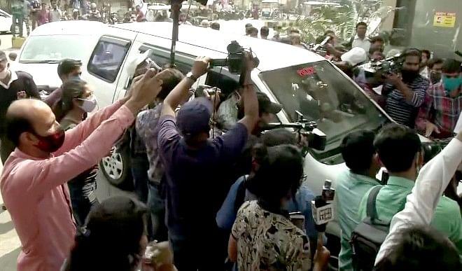 अंबानी सुरक्षा मामला : एनआईए ने मुम्बई के एक होटल और क्लब की तलाशी ली