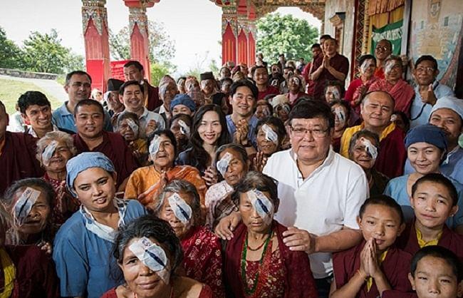 नेपाल में 'गॉड ऑफ साइट' के नाम से चर्चित डॉ. रुट अपने कार्य का करेंगे विस्तार