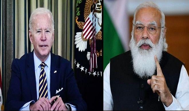 अमेरिकी राष्ट्रपति जो बाइडन ने पीएम मोदी से की बात, कोविड-19 की स्थिति पर हुई चर्चा