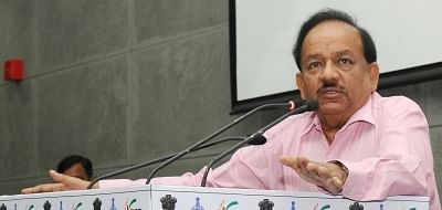 50-percent-vaccine-will-be-given-free-of-cost-by-the-center-harsh-vardhan