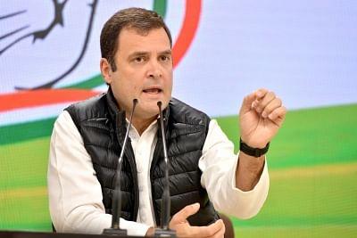 कोरोना काल में लोगों को राहुल गांधी ने दी संवेदनाएं, कहा त्रासदी में आप अकेले नहीं