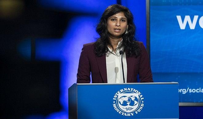 IMF की मुख्य अर्थशास्त्री गीता गोपीनाथ बोलीं, भारत में सामान्य होने लगी हैं आर्थिक गतिविधियां