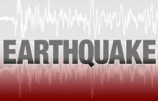 न्यूजीलैंड के गिसबोर्न में 6.0 तीव्रता का भूकंप