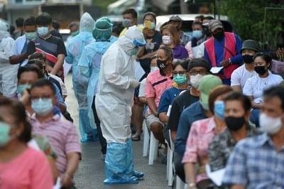 थाइलैंड ने एक दिन में कोरोना से 15 मौतें दर्ज की