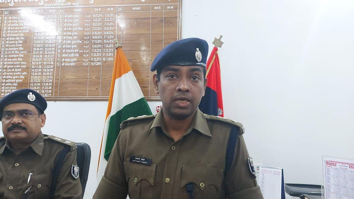 मुज़फ़्फ़रपुर में नाबालिग से सामुहिक दुष्कर्म का वीडीओ वायरल मामले में एक आरोपी गिरफ्तार