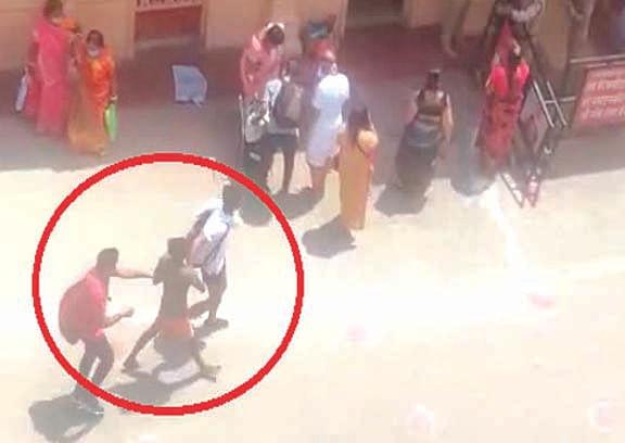 thief-caught-from-harki-pauri-during-royal-bath