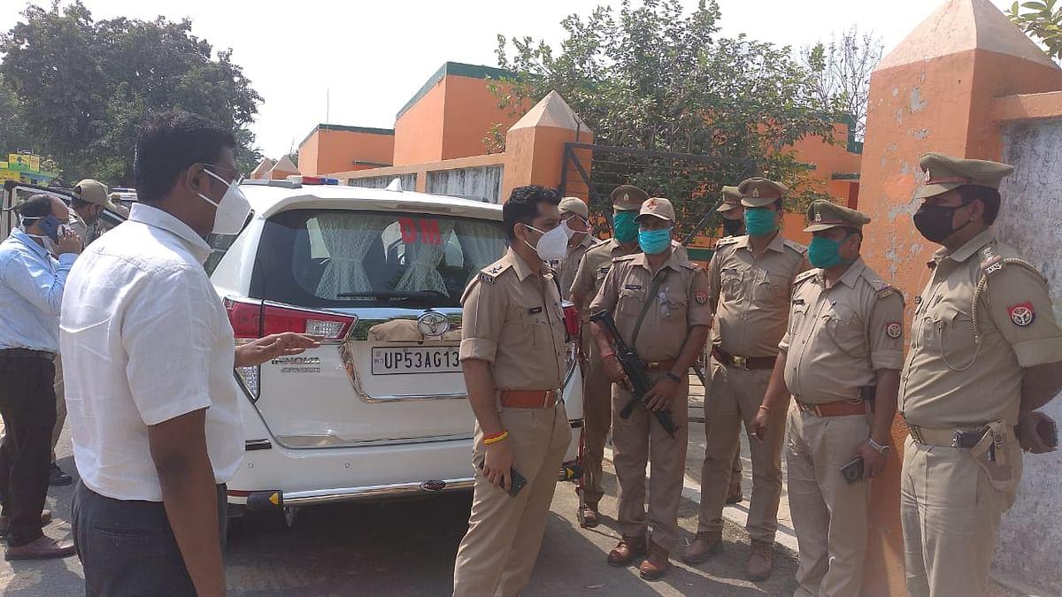 गड़बड़ी फैलाने वालों पर होगी एनएसए की कार्रवाई : एसएसपी