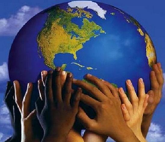भारतीय चेतना विश्व पृथ्वी दिवस के सम्मान की वास्तविक हकदार