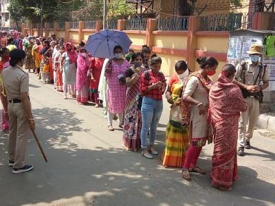 पंचायत चुनाव : सूबे के 17 जिलों में मतदान शुरू