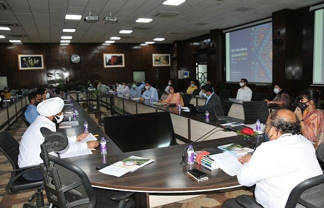 समावेशी विकास दर को बनाए रखना चुनौतीपूर्ण: मुख्य सचिव