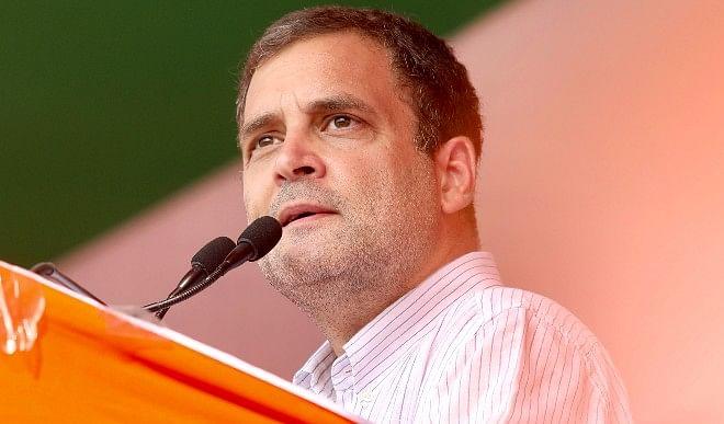 राहुल गांधी का मोदी सरकार पर निशाना, कहा- भारत को भाजपा के 'सिस्टम' का शिकार नहीं बनने दिया जाएगा