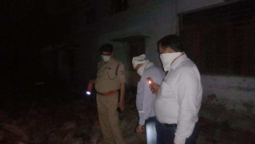 गोरखपुर : गीड़ा में बॉयलर फटने दो की मौत