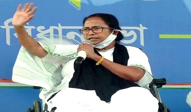 ममता का चुनाव आयोग से अनुरोध, केवल बीजेपी की ही नहीं सभी की सुनें