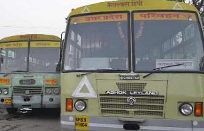 रोडवेज बसों में सीटों की क्षमता के हिसाब से यात्रियों को बैठाने की व्यवस्था लागू