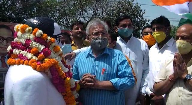 मेरठ में धूमधाम से मनाई गई अंबेडकर जयंती, शहर में कई कार्यक्रम