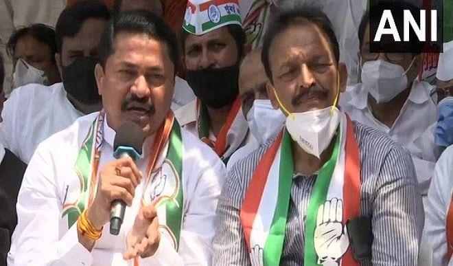 महाराष्ट्र कांग्रेस का पीएम पर आरोप, कहा-  लोगों की जान के बजाय बंगाल चुनाव को दे रहे हैं महत्व