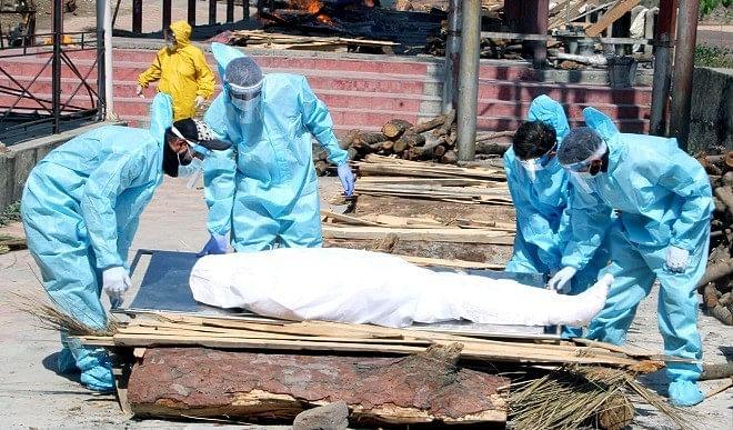 तेलंगाना में कोरोना के 7994 नए मामले, मिजोरम में 139 लोगों में संक्रमण की पुष्टि