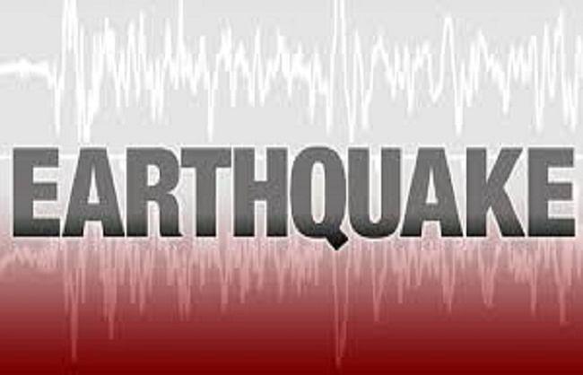 इंडोनेशिया में 6 तीव्रता का भूकंप