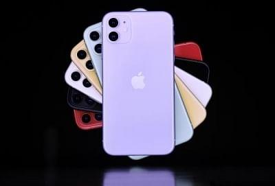 एप्पल ने भारत में 2021 की पहली तिमाही में रिकॉर्ड 10 लाख से अधिक आईफोन बेचे