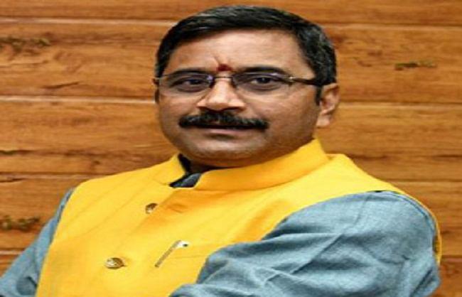 मंत्री नीलकंठ ने विधायक निधि से आरटी पीसीआर मशीन लगाने के लिए लिखा पत्र