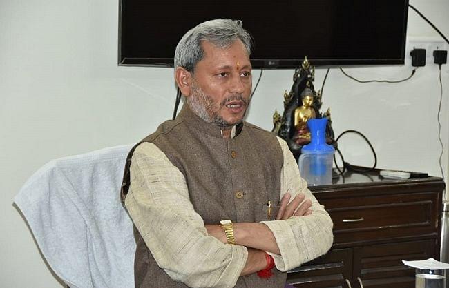 मुख्यमंत्री ने प्रदेशवासियों के स्वस्थ्य शरीर और सुखद जीवन की कामना की