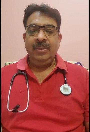 कोरबा  :कोविड टीका से संबंधित भ्रांतियों पर न दें ध्यान, टीकाकरण अवश्य कराएं: डाॅ. संजय पाण्डेय