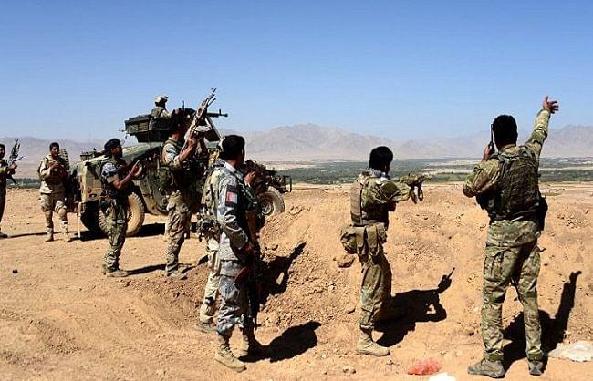 अफगानिस्तानः तालिबान के खिलाफ एयर स्ट्राइक, 100 आंतकी ढेर