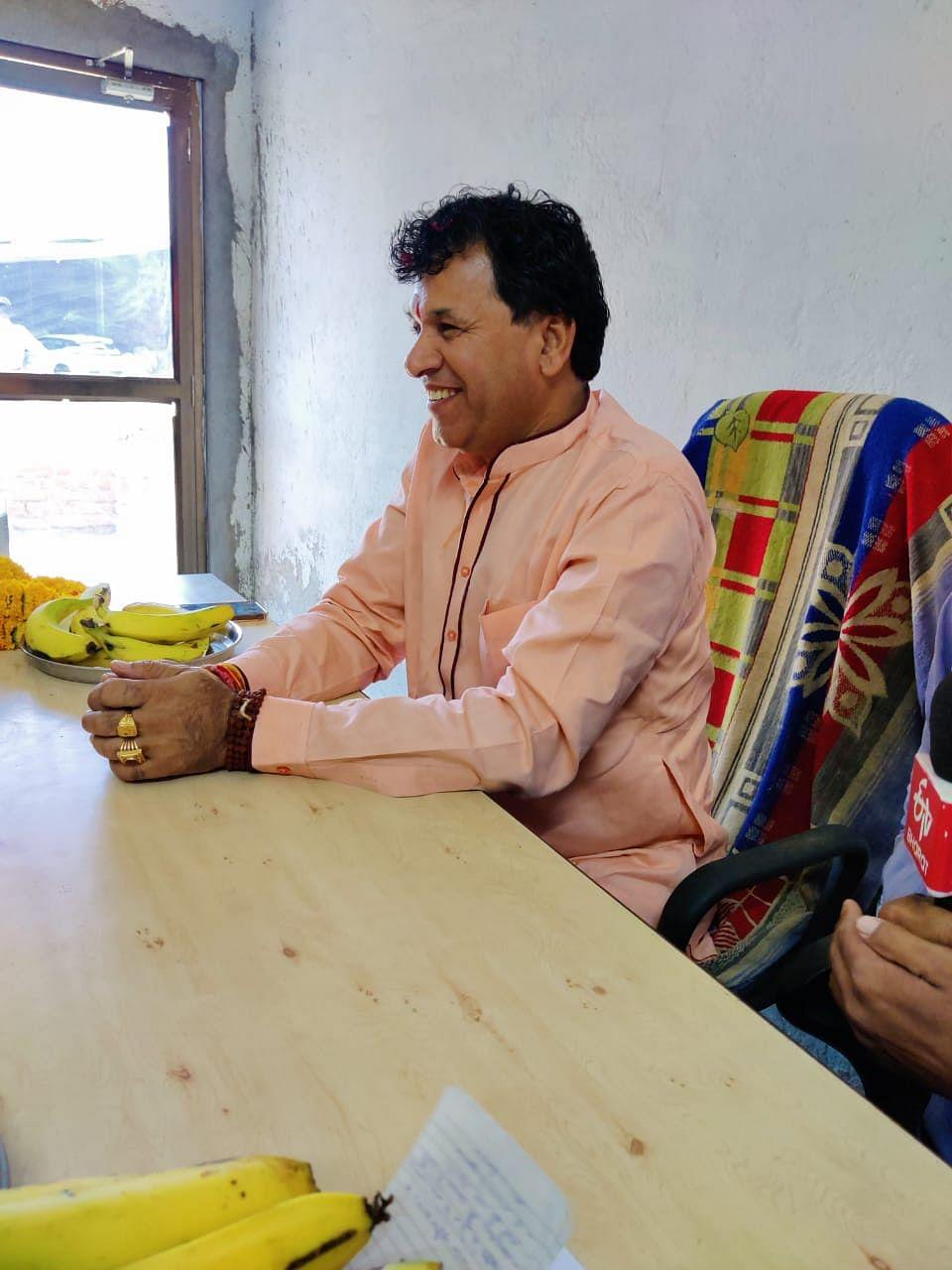 राजस्थान में बहू ,बेटिया तो क्या अब पुलिस भी सुरक्षित नहीं-केंद्रीय मंत्री चौधरी