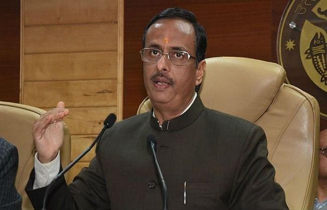 उप्र : उपमुख्यमंत्री डॉ. दिनेश शर्मा और उनकी पत्नी हुए कोरोना संक्रमित