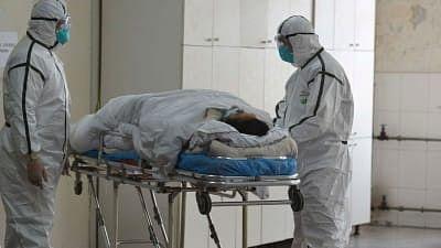 कोरोना से कार्यपालक अभियंता की मौत, छह अफसर संक्रमित