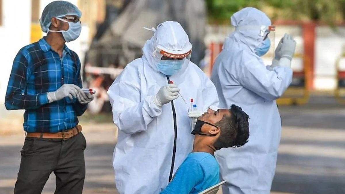 छत्तीसगढ़ में बीते 24 घंटे में मिले 10521 नए कोरोना मरीज, 82 की मौत