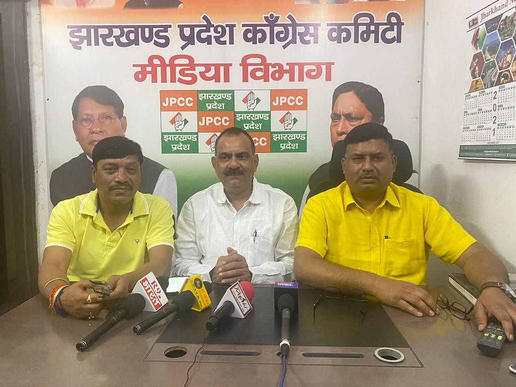 jharkhand-congress-expresses-gratitude-to-the-state-government-for-expansion-of-railway-projects
