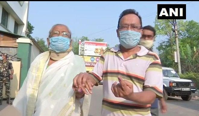 पश्चिम बंगाल में पांचवें चरण का मतदान आरंभ, 342 उम्मीदवारों की किस्मत होगी तय