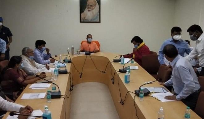 गोरखपुर की बड़ी खबरें: योगी आदित्यनाथ की अधिकारियों के साथ मेडिकल कॉलेज में की बैठक