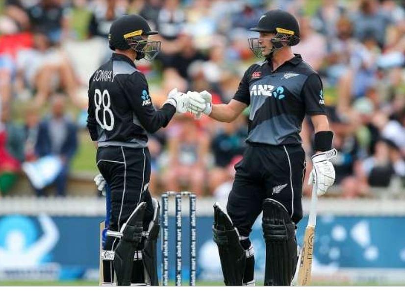 न्यूजीलैंड ने वर्षा से बाधित तीसरे टी-20 मैच में बांग्लादेश को 65 रन से हराया, तीन मैचों की श्रृंखला 3-0 से जीती