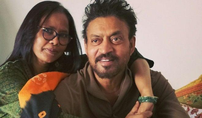 इरफान खान को दुनिया से अलविदा किए हो गया एक साथ.. पत्नी सुतापा ने तब से नहीं देखी घड़ी