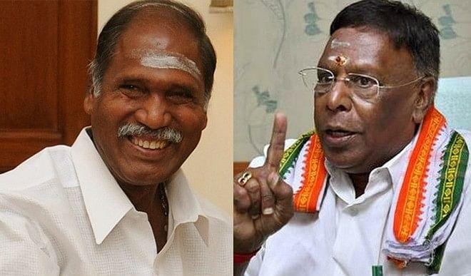 पुडुचेरी-में-एनडीए-की-सरकार-एग्जिट-पोल-में-कांग्रेस-को-निराशा