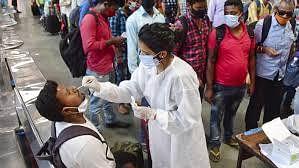 कुंभ से लौटे 147 यात्रियों का राजकोट स्टेशन पर कोरोना परीक्षण,13 मिले प़ॉजिटिव